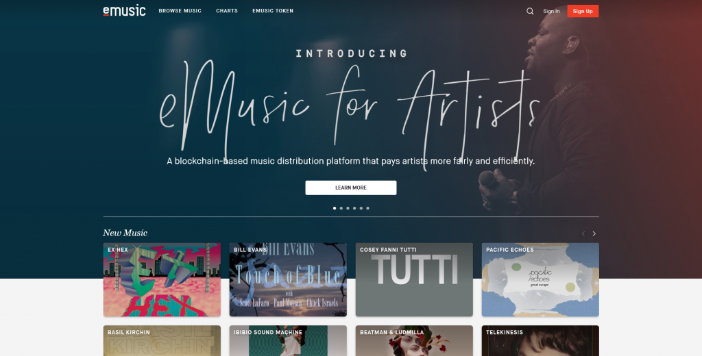 eMusic/Music Affiliate Programs