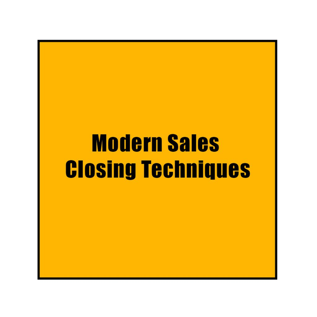 How to Close a Sale: 7 Closing Techniques & Why They Work