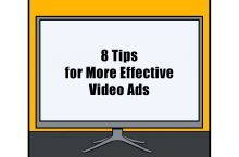 8 tips for more effective video ads